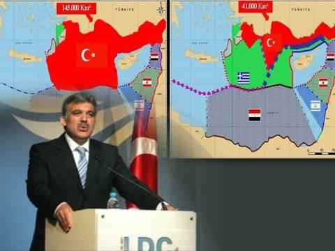 Πρόκληση Γκιούλ:Εξαίρεσε από την «ενεργειακή» Μεσόγειο την Ελλάδα