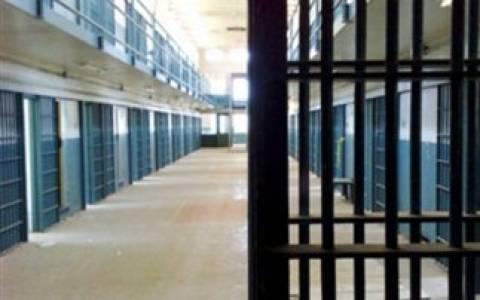 Απόπειρα απόδρασης κρατούμενου στον Κορυδαλλό
