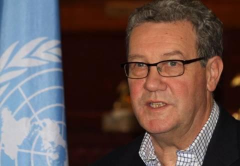 Kυπριακό: Εντείνει ο Ντάουνερ τις επαφές για επανέναρξη των συνομιλιών