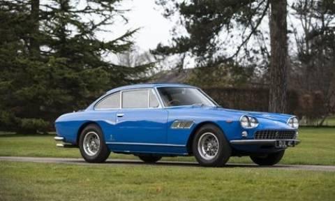 Δημοπρατείται η Ferrari του Τζον Λένον