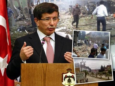 Καζάνι που βράζει η κατάσταση στα σύνορα Τουρκίας-Συρίας