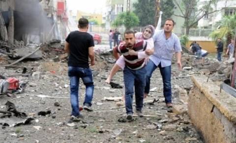 Τουρκικός πόλεμος δηλώσεων εναντίον της Συρίας