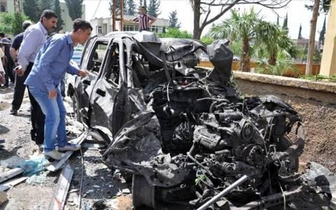 Νέα έκρηξη στα σύνορα Τουρκίας-Συρίας