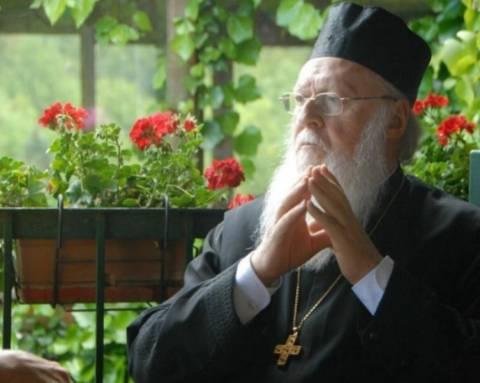 Βαρθολομαίος: «Δεν φοβάμαι τίποτα»