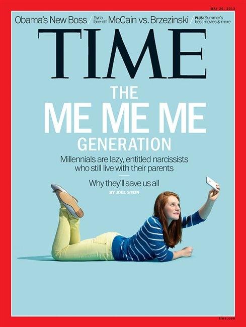 Time: Το εξώφυλλο που κάνει το γύρο του κόσμου (photo)!