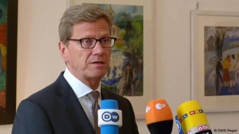 ΥΠΕΞ Γερμανίας: 'Ωθηση στις ενταξιακές διαπραγματεύσεις με την Τουρκία
