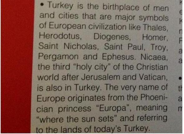 Προκαλούν οι Τούρκοι: Όμηρος και Ηρόδοτος γεννήθηκαν στη χώρα μας!