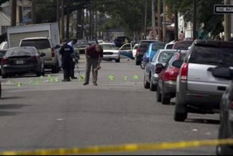 Νέα Ορλεάνη: 19 οι τραυματίες στη Γιορτή της Μητέρας