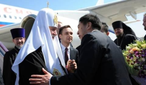Ο Πατριάρχης Κύριλλος στην Κίνα για την εξάπλωση της Ορθοδοξίας