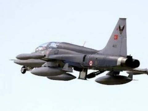Συνετρίβη τουρκικό μαχητικό F-16 στα σύνορα με την Συρία