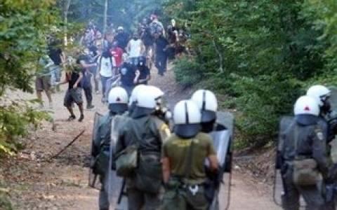 Πολύγυρος: Την Τετάρτη θα δικαστούν οι τρεις διαδηλώτριες