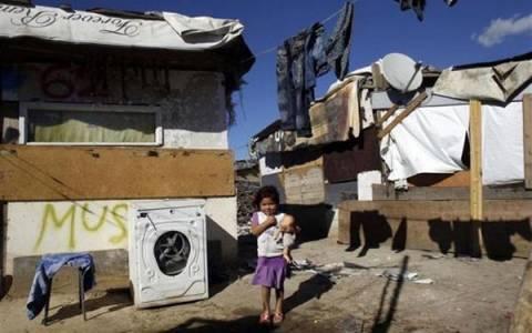 Αναβάλλεται η κατεδάφιση του καταυλισμού των Ρομά στο Νομισματοκοπείο