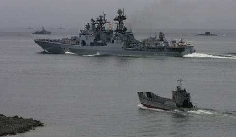 Ο ρωσικός στόλος θα ενισχύσει τον έλεγχο στη Μεσόγειο θάλασσα