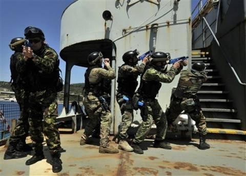 Αμερικανική δύναμη ταχείας επέμβασης στη βάση του ΝΑΤΟ στην Ιταλία