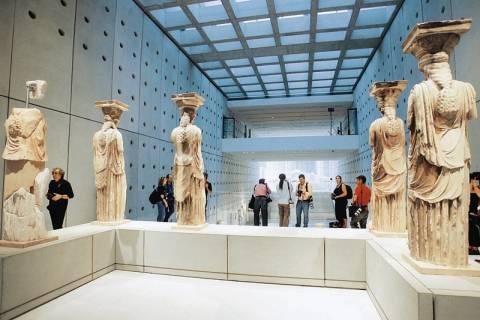 Το μουσείο της Ακρόπολης στα καλύτερα του κόσμου