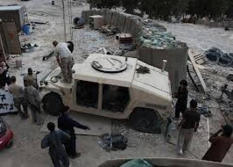 Νεκροί τέσσερις στρατιώτες του ΝΑΤΟ από ανατίναξη βόμβας