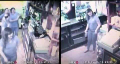 Βίντεο: Το στοιχειωμένο... μπαρ! Δείτε το βίντεο από κάμερες ασφαλείας
