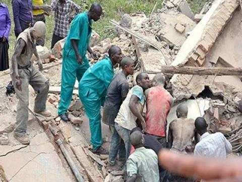 Ρουάντα: Πάνω από 100 άνθρωποι καταπλακώθηκαν από κτίριο