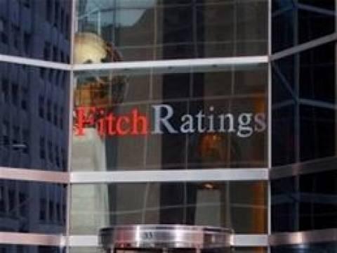 Fitch: Αναβάθμιση της πιστοληπτικής ικανότητας της Ελλάδας σε -B