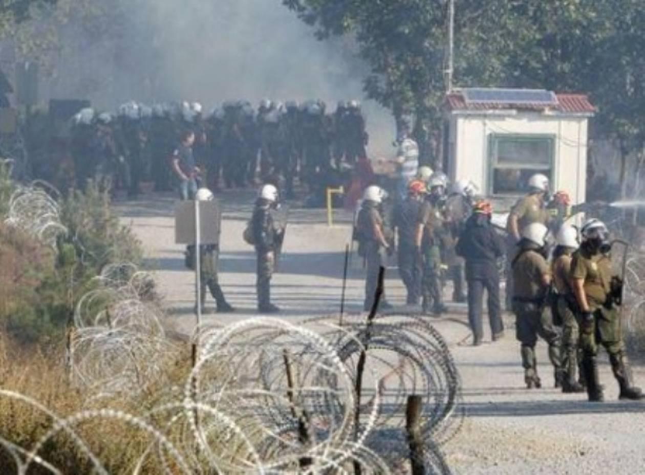 Σκουριές: Στο αυτόφωρο αύριο οι τρεις διαδηλώτριες