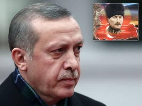 Ο Ερντογάν θωρακίζει το στρατό με κεμαλικές πρακτικές