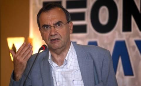 Στρατούλης: Η κυβέρνηση χρησιμοποιεί πρακτικές χούντας