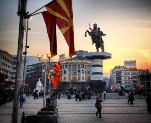 Οι Σκοπιανοί είναι το παλαιότερο Έθνος στον κόσμο