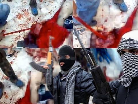 Έτσι βασανίζουν αμάχους οι ισλαμιστές στη Συρία