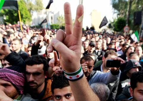 Χαιρετίζει το ψήφισμα του ΟΗΕ η αντιπολίτευση της Συρίας