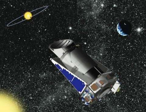 Σε κίνδυνο η αποστολή του Κέπλερ στο διάστημα!