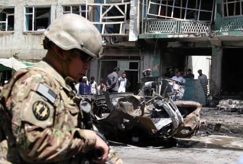 Δεκαπέντε οι νεκροί στην Καμπούλ