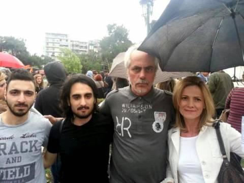Η Νεολαία των ΑΝ.ΕΛ. στο συλλαλητήριο της ΕΛΜΕ στη Θεσσαλονίκη
