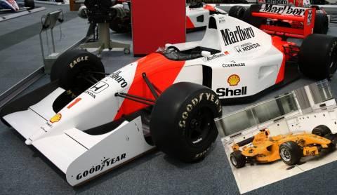McLaren Honda: O μύθος αναβιώνει το 2015 με αλλαγή χρωμάτων!
