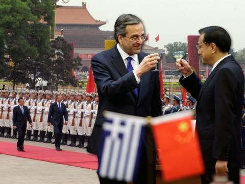 Κινεζικό ενδιαφέρον για λιμάνια, αεροδρόμια και σιδηρόδρομους