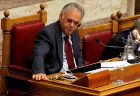 Δραγασάκης:Καμία διαμάχη-Προσβολή του Κοινοβουλίου από την Χ.Α. είχαμε