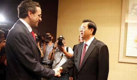 «Απόλυτα επιτυχημένο το ταξίδι του Πρωθυπουργού στην Κίνα»