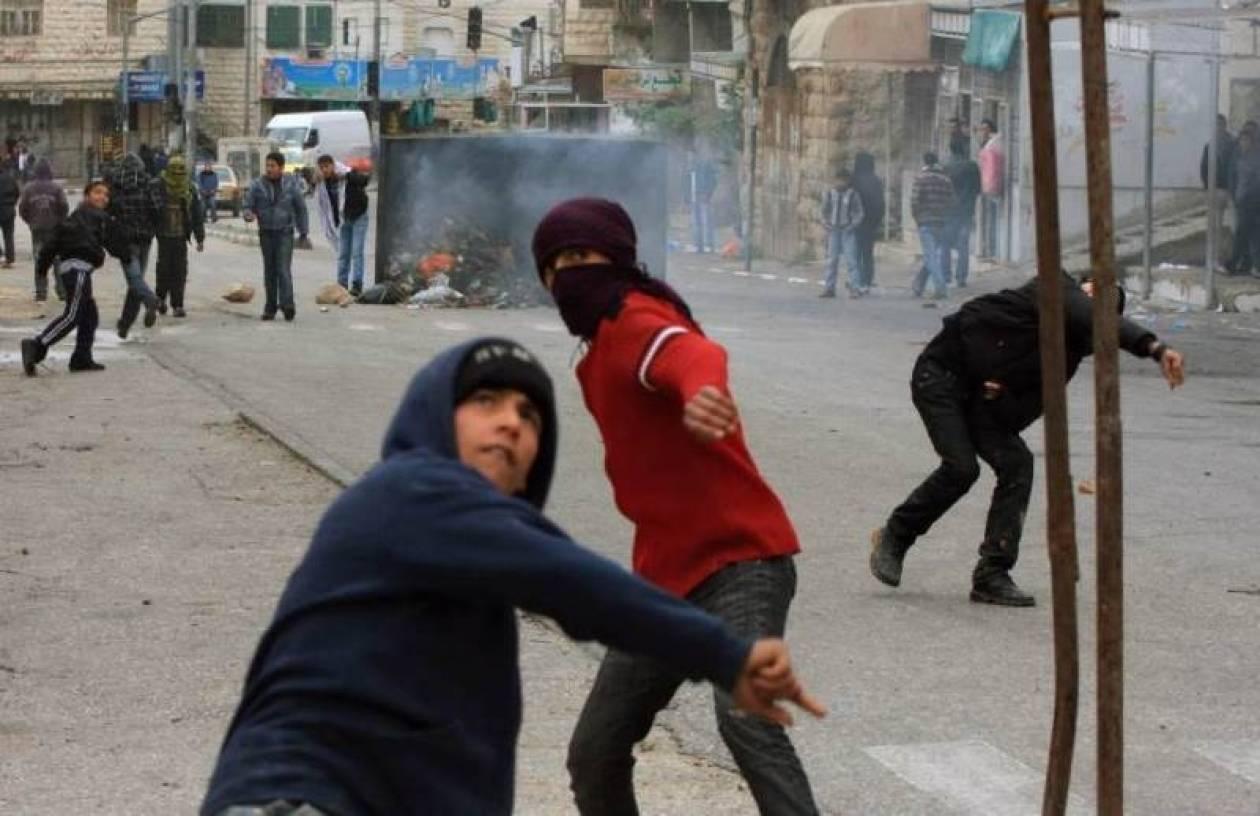 Πετροπόλεμος μεταξύ διαδηλωτών και αστυνομίας στην Ιερουσαλήμ
