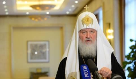 Ο Πατριάρχης Κύριλλος εγκαινίασε τα θεμέλια νέας εκκλησίας