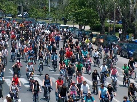 Όλη η Ελλάδα σήμερα κάνει ποδήλατο!