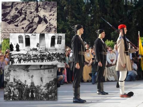 Γενοκτονία στον Πόντο: Έλλενοι επέθαναν (PICS - VIDEO)