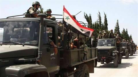 Συρία: Στα χέρια του στρατού προπύργιο των ανταρτών