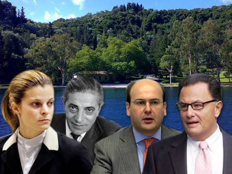 Η Αθηνά Ωνάση, ο Ριμπολόλεφ και οι κινήσεις της κυβέρνησης