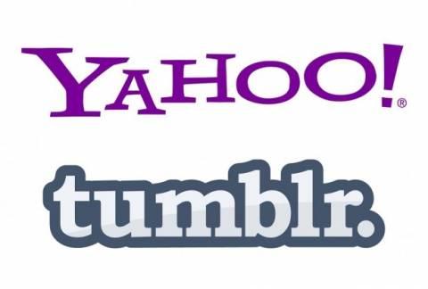 Η Yahoo εξαγόρασε το Tumblr