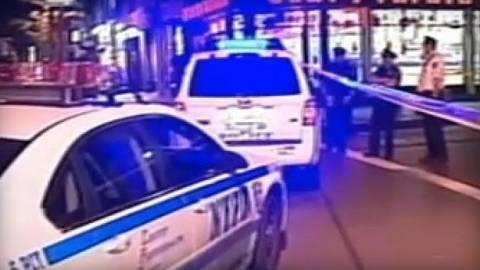 ΗΠΑ: Σύλληψη υπόπτου για τη δολοφονία ομοφυλόφιλου στη Νέα Υόρκη
