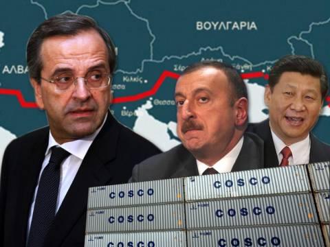 Τι πέτυχε ο Σαμαράς σε Κίνα και Αζερμπαϊτζάν