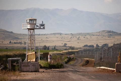 Συρία-Ισραήλ: Ανταλλαγή πυρών στα υψίπεδα του Γκολάν