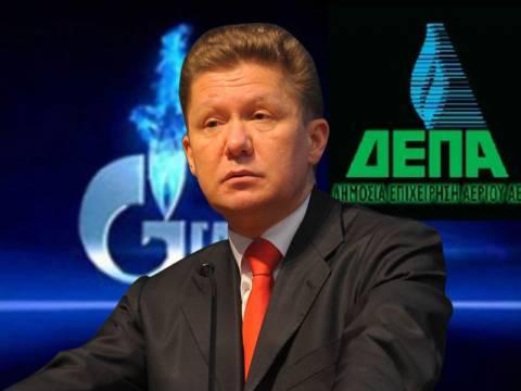 Νέα συνάντηση Σαμαρά με τον ισχυρό άντρα της Gazprom