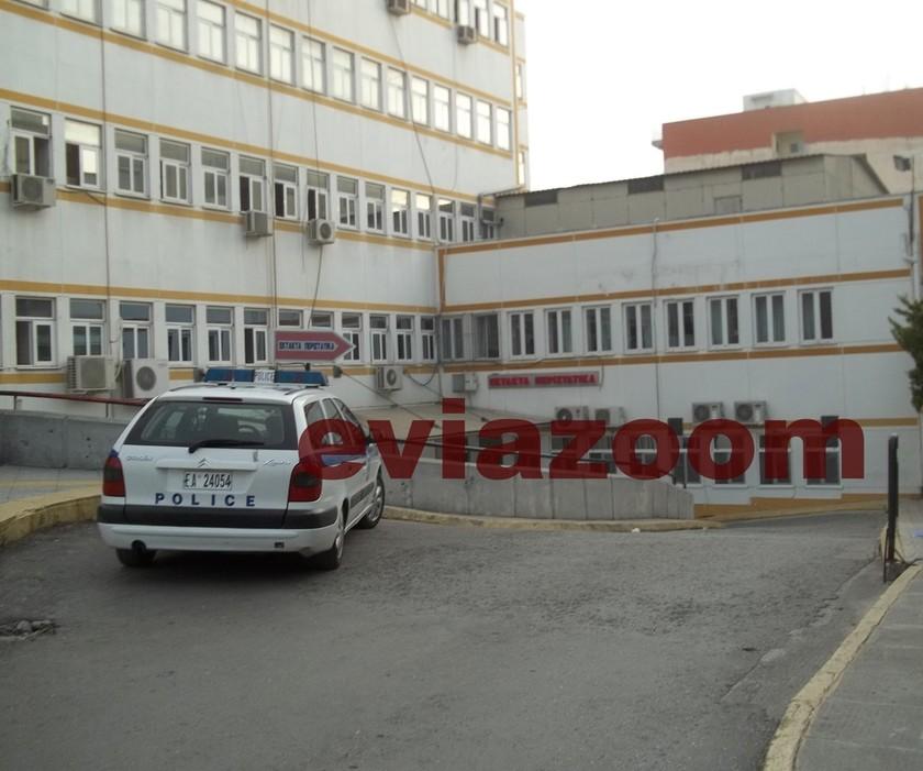 Κρατούμενος επιχείρησε να αποδράσει από νοσοκομείο