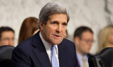 Αυστηρή προειδοποίηση του Τζον Κέρι προς τον Άσαντ