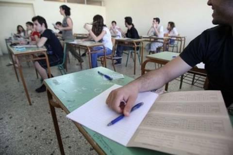 Πανελλήνιες 2013: Συνέχεια με Μαθηματικά Ι για τα ΕΠΑΛ